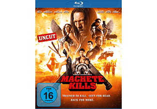 Machete Kills (uncut) [Blu-ray]