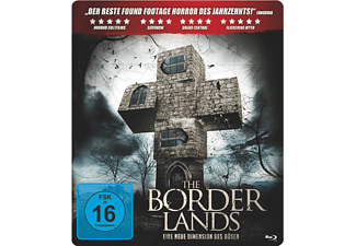 The Borderlands - (Blu-ray)