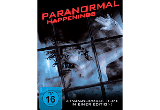 Paranormal Happenings [DVD]