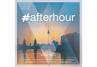 Various - #afterhour, Vol.2 [CD]