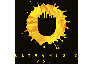 Various - Ultra, Vol. 1 [CD]