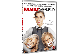 Family Weekend Dramakomedi DVD