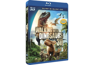 Walking with Dinosaurs Combo Familj Blu-ray + DVD