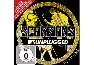 The Scorpions - MTV Unplugged (Limited Tour Edition) [CD]
