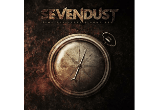 Sevendust - Time Travellers & Bonfires [CD]