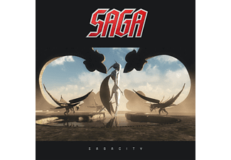 Saga - Saga City (Special Edition) - (CD)