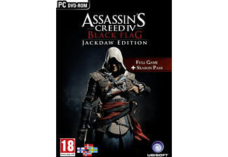 Assassin's Creed IV: Black Flag Jackdaw Edition PC