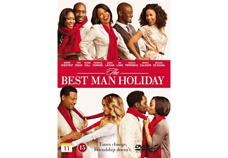 The Best Man Holiday Dramakomedi DVD
