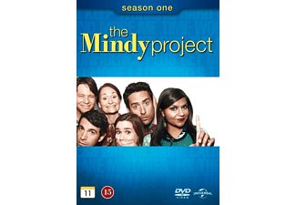 The Mindy Project S1 Komedi DVD