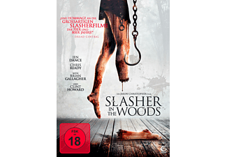 Slasher In The Woods [DVD]