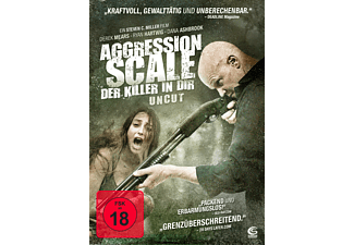 Aggression Scale (Uncut) - (DVD)