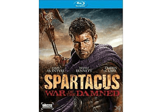 Spartacus - War of the Damned TV-serie