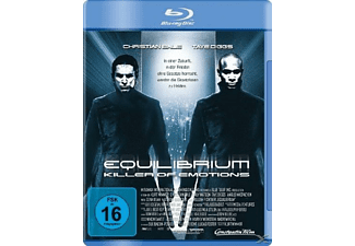 Equilibrium. Killer of emotions. - (Blu-ray)
