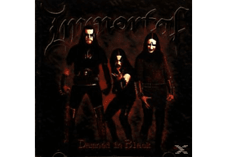 Immortal - Damned In Black/Ltd. [CD]