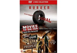 Rubber/Some Guy Who Kills People | DVD