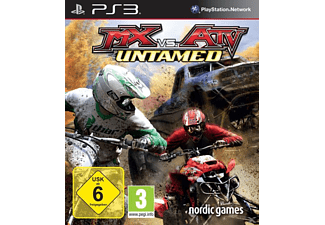 MX vs. ATV Untamed [PlayStation 3]