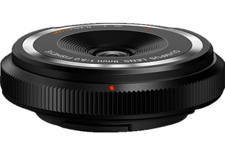 OLYMPUS Body Cap Lens 9mm F8,0 Fish-Eye für Olympus  - 9 mm , f/8