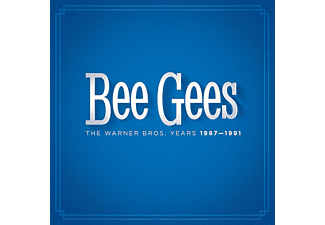 Bee Gees - Warner Bros.Years 1987-1991 [CD]