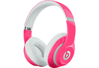 BEATS Studio 2.0, Over-ear Kopfhörer, Over Ear, kabelgebunden, 1.3 m Kabel, Pink