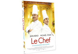 Le Chef Komedi DVD