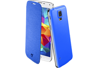 CELLULAR LINE 35643, Bookcover, Galaxy S5, Blau