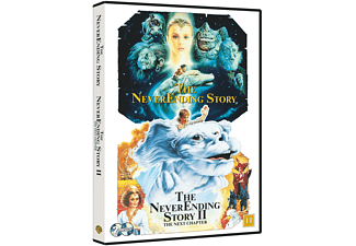 Neverending Story 2-pack Familj DVD