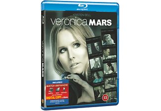 Veronica Mars The Movie Drama Blu-ray