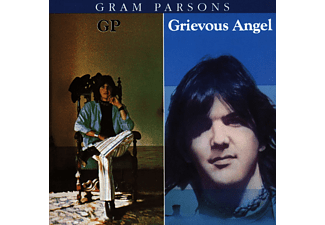 Gram Parsons - GP/Grievous Angel [CD]