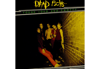 Dead Boys - Young Lady, Loud And Snotty [CD]