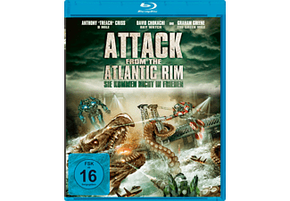 ATTACK FROM THE ATLANTIC RIM - (Blu-ray)