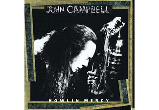 John Campbell - Howlin Mercy [CD]