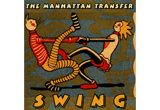 The Manhattan Transfer - Swing [CD]