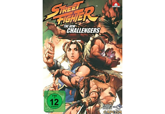 Street Fighter - The New Challengers - (DVD)