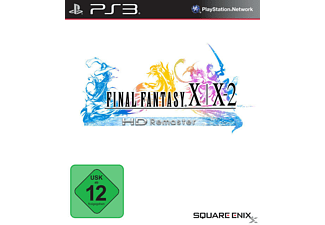 Final Fantasy X/X-2 HD Remaster [PlayStation 3]