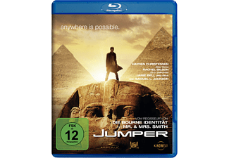 Jumper Science Fiction Blu-ray