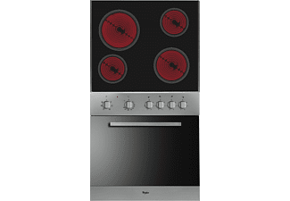 whirlpool einbauherd set akp470 ix akt101ix mediamarkt. Black Bedroom Furniture Sets. Home Design Ideas