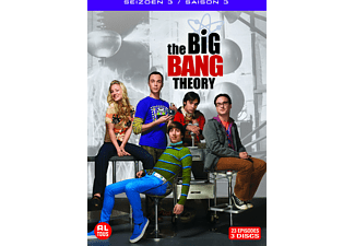 The Big Bang Theory - Seizoen 3 | DVD