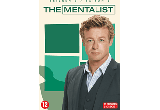 The Mentalist - Seizoen 3 | DVD