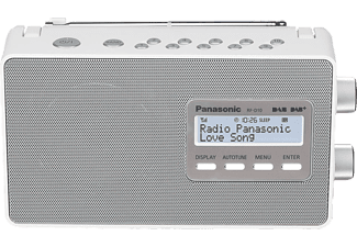 PANASONIC RF-D10 EG-W, Digitalradio