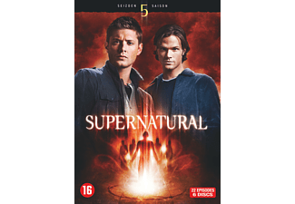 Supernatural - Seizoen 5 | DVD