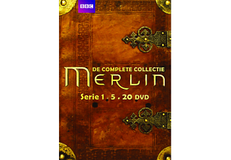 The Adventures Of Merlin - De Complete Collectie | DVD