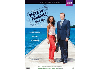 Death In Paradise - Serie 2 | DVD