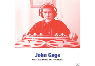 John Cage - Early Electronic & Tape Music [CD]