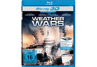 WEATHER WARS 3D [3D Blu-ray]