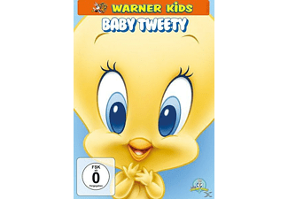 Baby Looney Tunes: Baby Tweety - (DVD)
