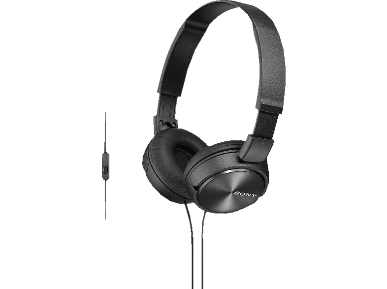 SONY MDR-ZX310APB Black hobby   φωτογραφία ακουστικά   deactivated ακουστικά headphones   deactivated αξ