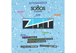 Blank & Jones - So80s Pres. ZTT (Mixed & Reconstructed By Blank & Jones) - (CD)