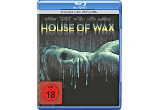 House Of Wax Horror Blu-ray