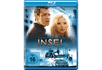 Die Insel Action Blu-ray