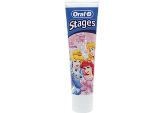 ORAL-B Stages 5-7 år Tandkräm